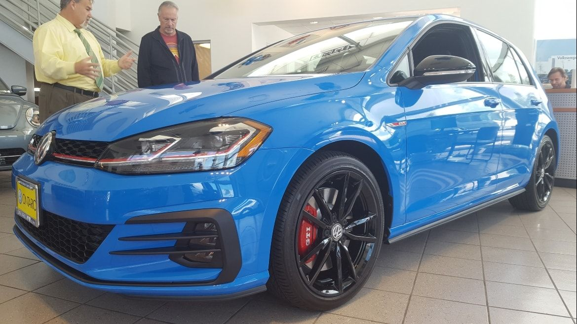 2019 Vw Golf Gti Rabbit Edition Review Best Prices Features
