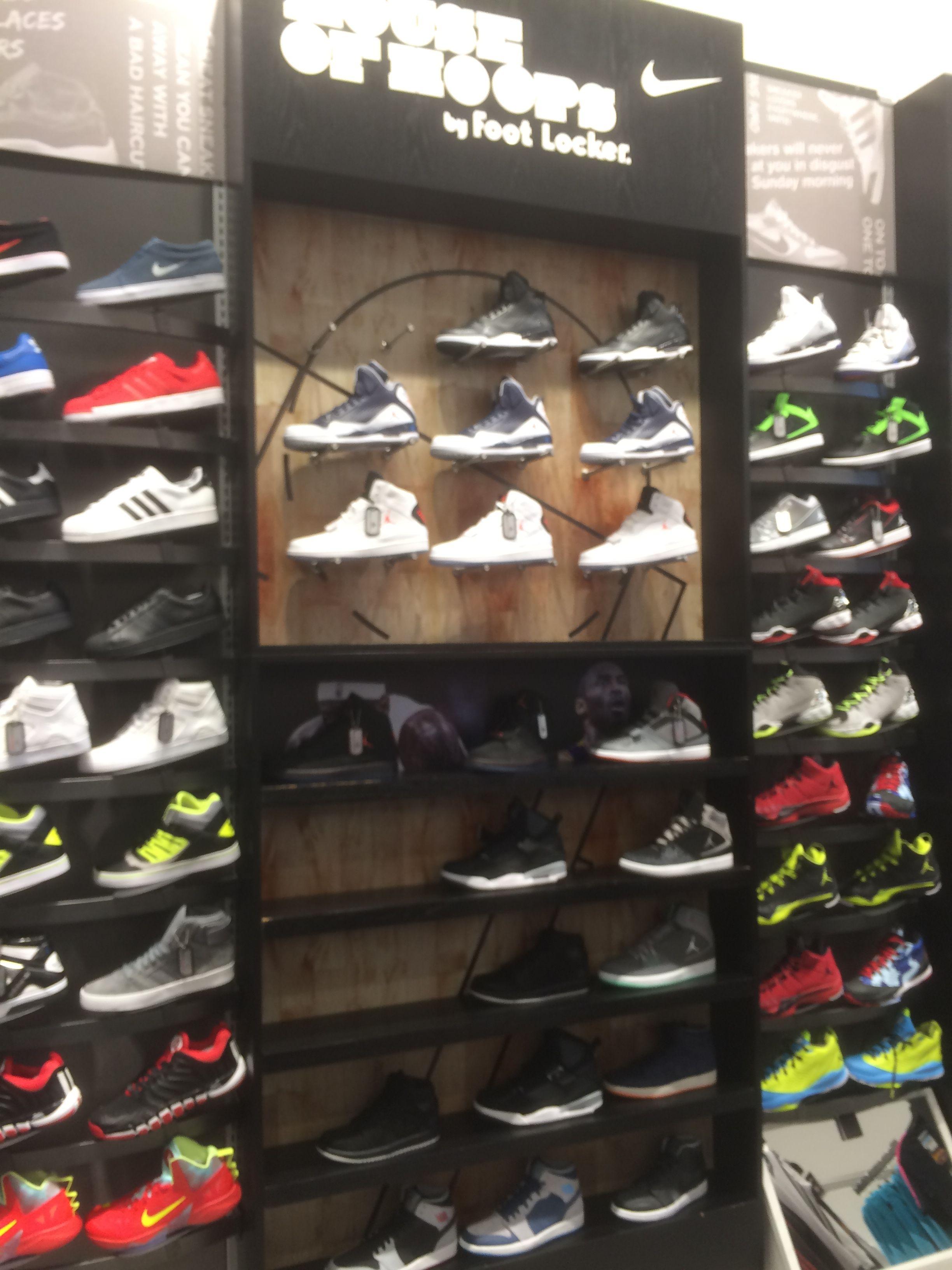 Foot Locker UAE Dubai Mall Dubai Footwear Sport