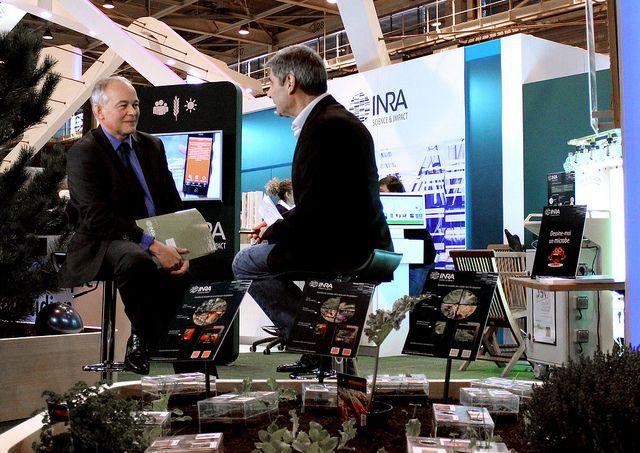 SIA 2013 INRA -Public Sénat - MediaTV _3906 | Flickr: partage de photos!