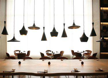 Photo Tom Dixon Tom Dixon Lighting Indoor Design Restaurant Design