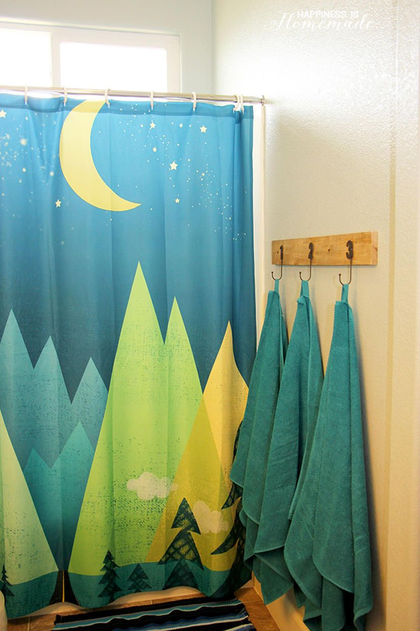 Outdoor Shower Curtain For Camping Ideas For Outdoor Shower Pertaining To Measurements 825 X 1238 Kids Bathroom Themes Boys Bathroom Themes Bathroom Themes