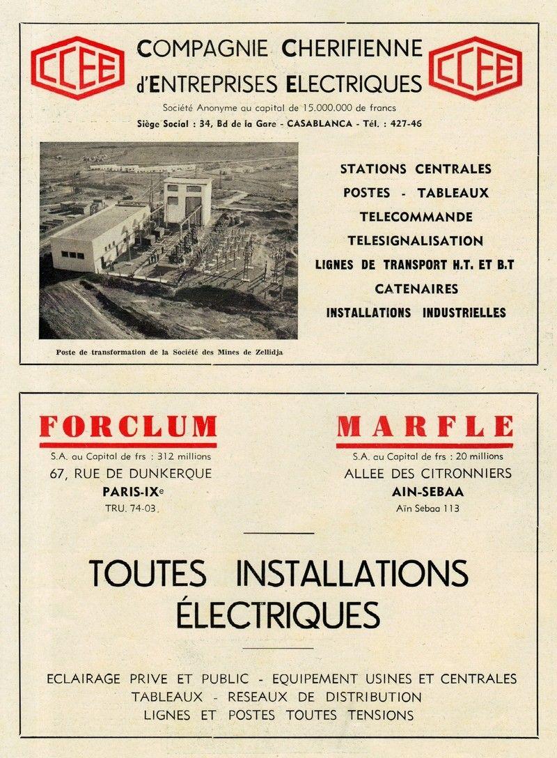 L Hydraulique Et L Electricite Au Maroc Page 4 Maroc Electricite Hydraulique