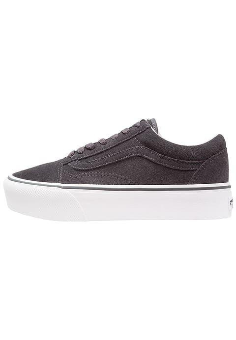 Find this Pin and more on Sko/støvler by lund1924. See more. Vans Old Skool  Platform (Black/Black) Skate Shoes ...