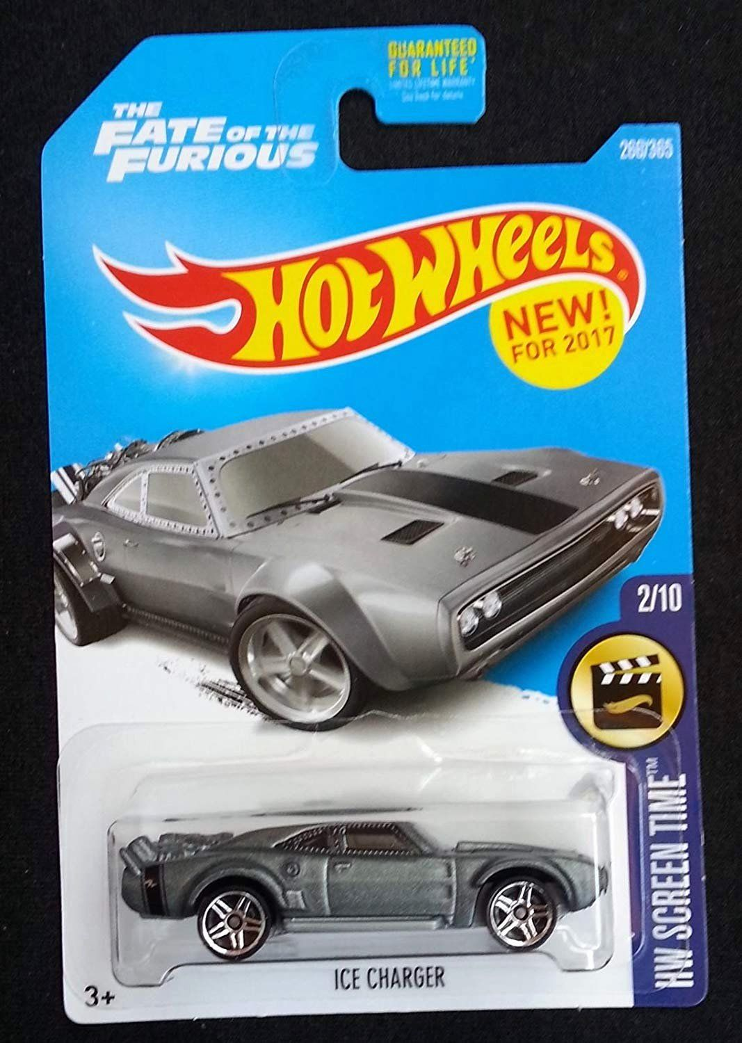Fast And Furious Coloring Sheets New Hot Wheels 2017 Hw Screen Time The Fate Of The Furious Ice Charger 266 365 Gray Coloring Sheets Fast And Furious Color