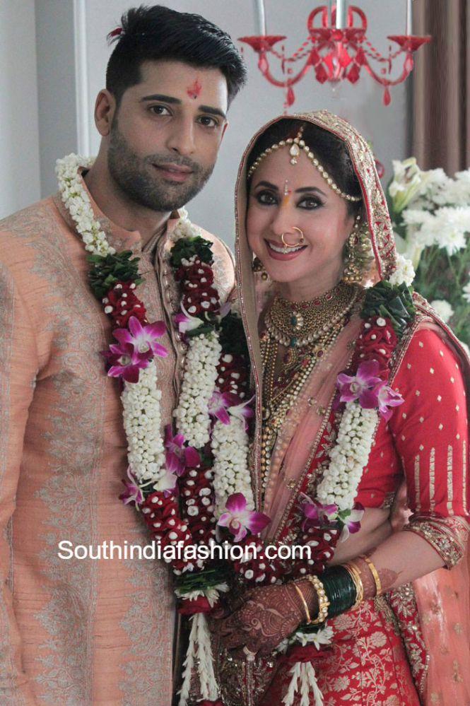 Photo of Urmila Matondkar Gets Married – South India Fashion