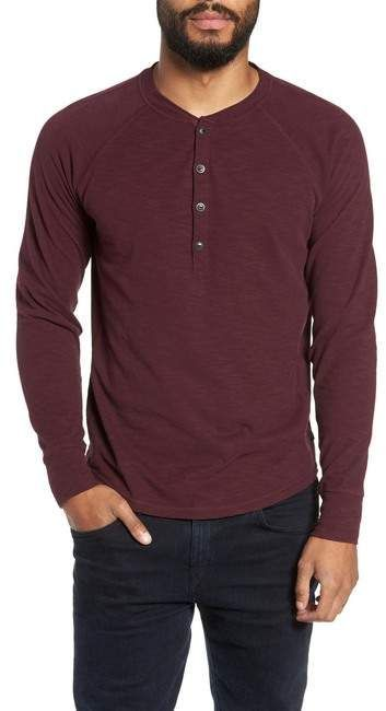 Good Man Brand | Slim Fit Henley | Nordstrom Rack