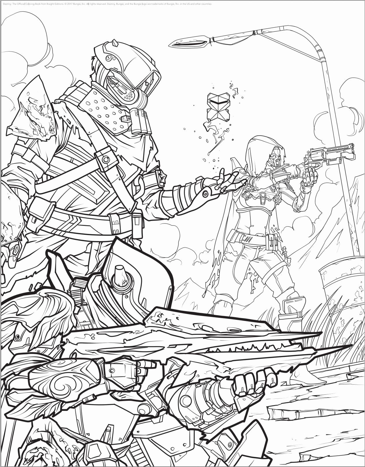 32 Coloring Book Release Date in 2020 | Destiny cosplay ...