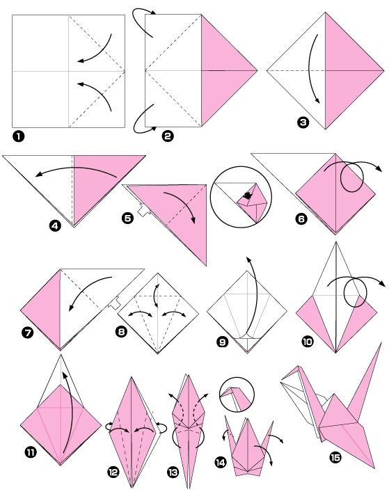 Photo of Storch Origami Tutorial