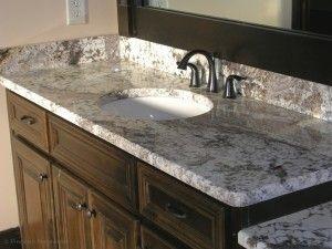 Atlanta Granite Bath Vanity Delicatus White Http Precisionstoneworks Portfolio