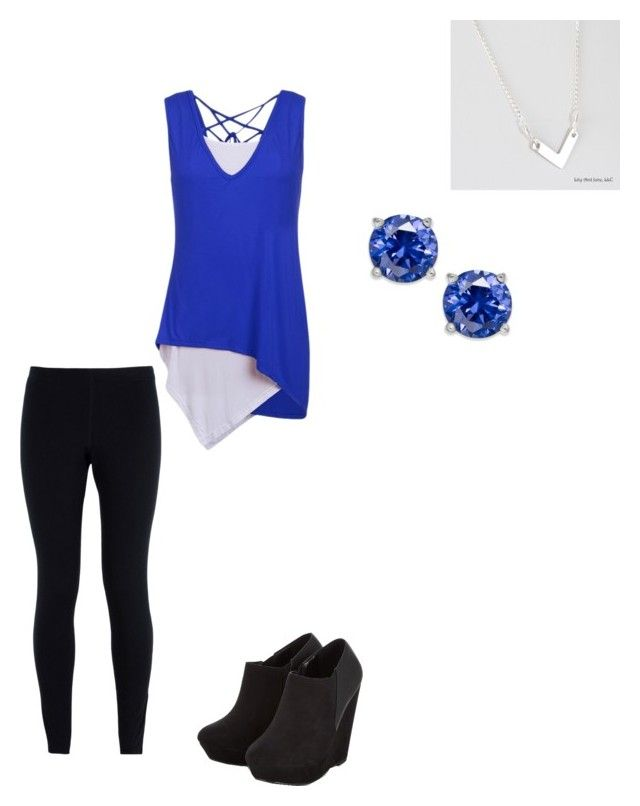 """Untitled #36"" by smsswimmer on Polyvore featuring NIKE and Giani Bernini"