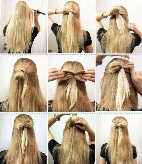 Schnelle Frisuren Fur Schulterlanges Haar Flechten Lange Haare Lange Haare Stylen Geflochtene Frisuren