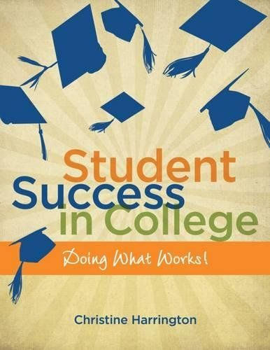Student Success In College Doing What Works Textbooks  Student Success In College Doing What Works Textbooks