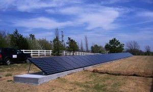 Sun City Solar Power Ground Mount System Solar Solar Panals Solar Power