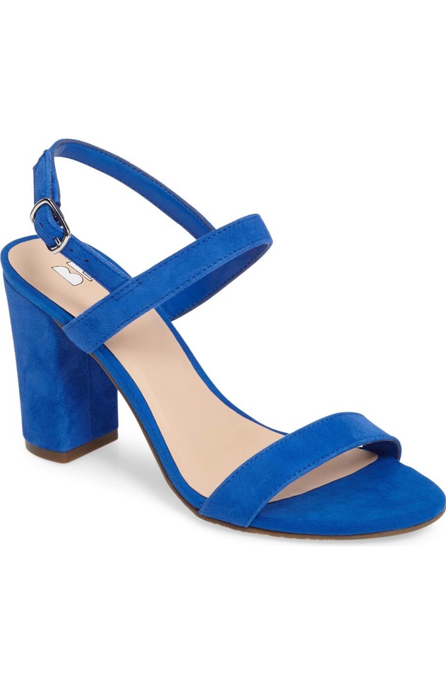 24266a6a8e2f Main Image - BP. Lula Block Heel Slingback Sandal (Women)