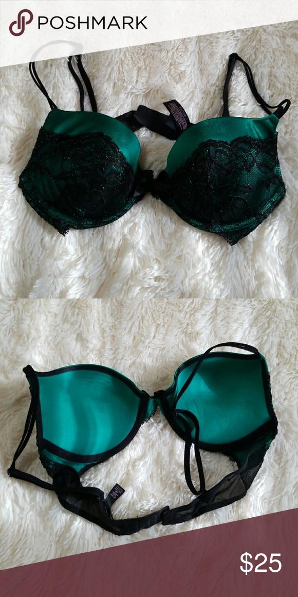Sexy plunge bra