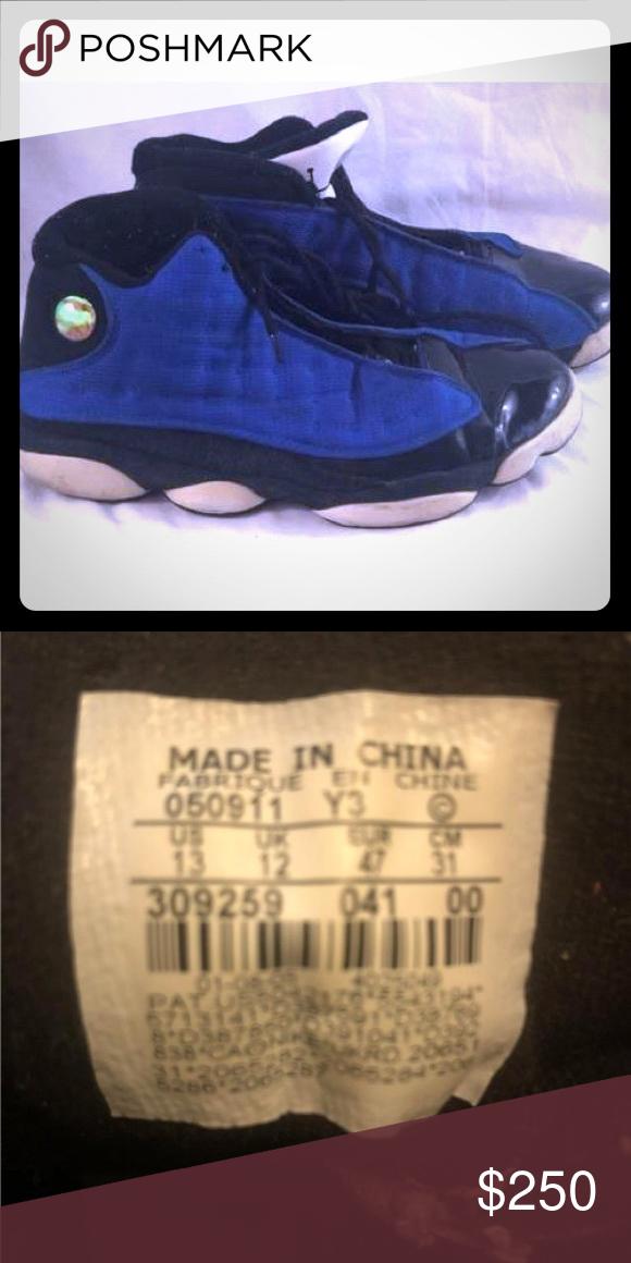 on sale 69992 c26bd jordan y3 shoes size 13