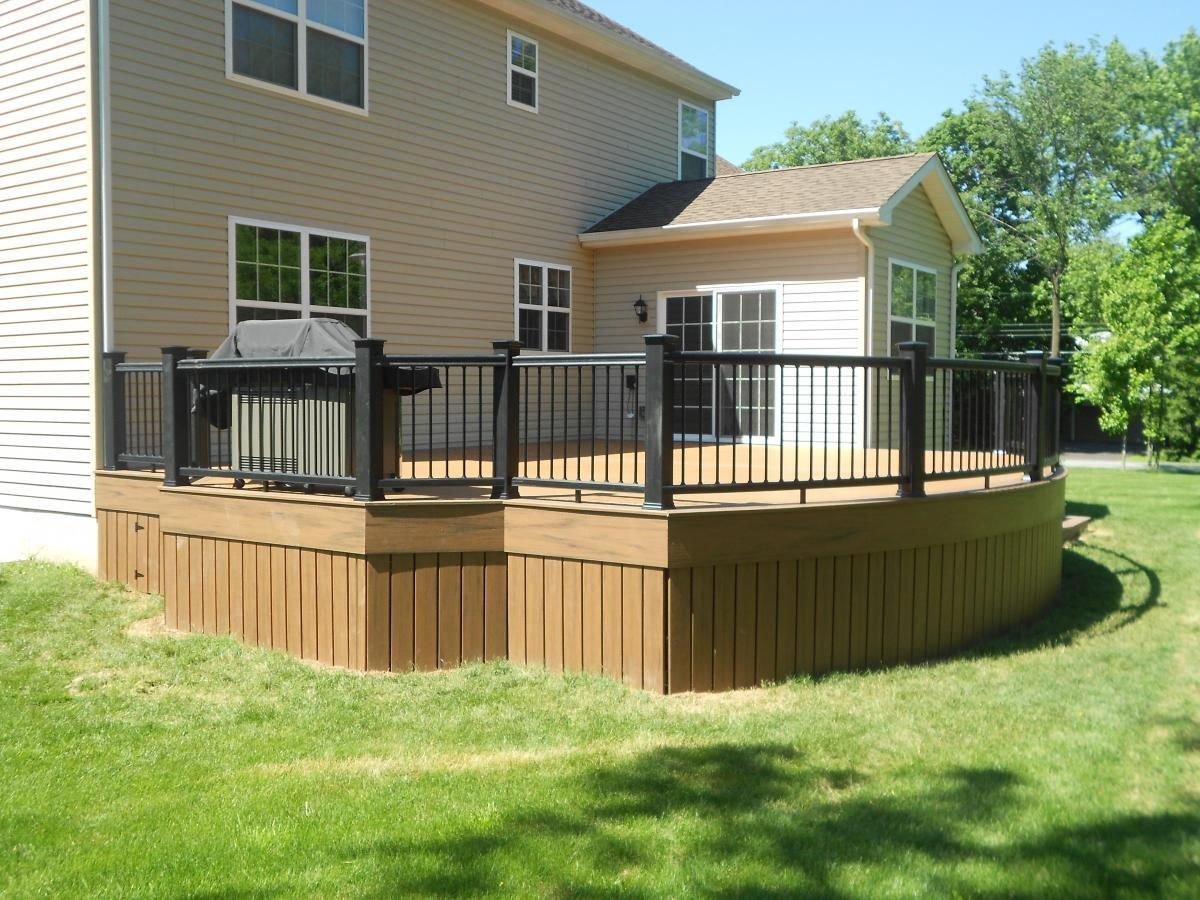 13 Most Stunning Deck Skirting Ideas to Try at Home Deck