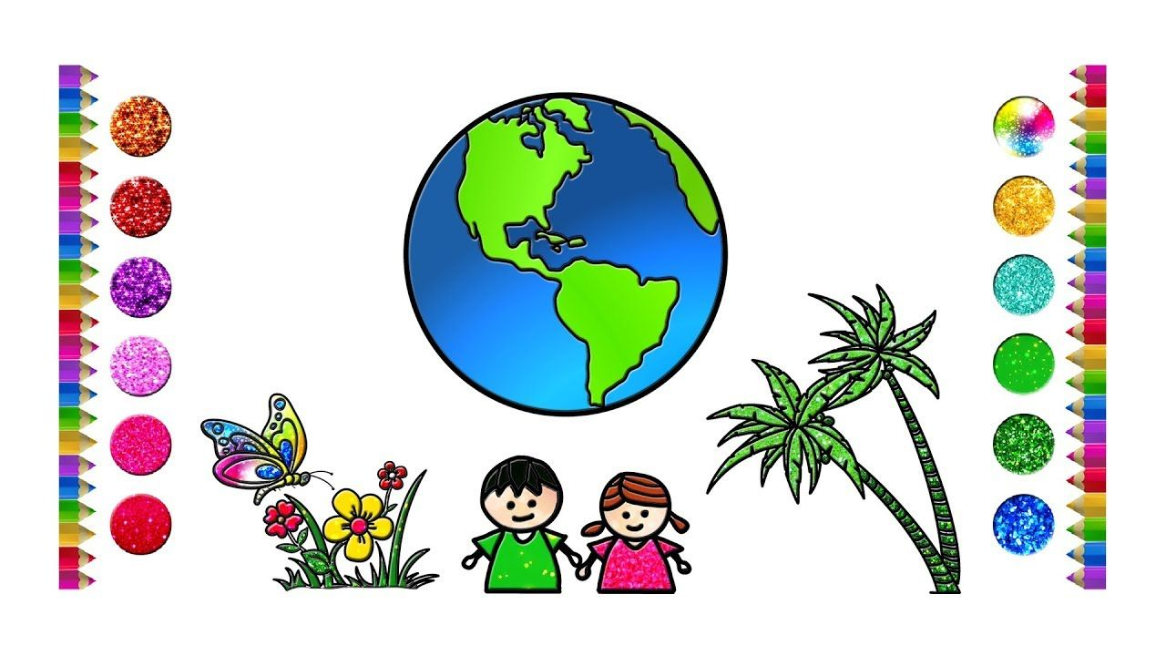 Save Earth Save Environment Drawing How To Draw Earth Environment F Earth Drawings Earth For Kids Save Earth