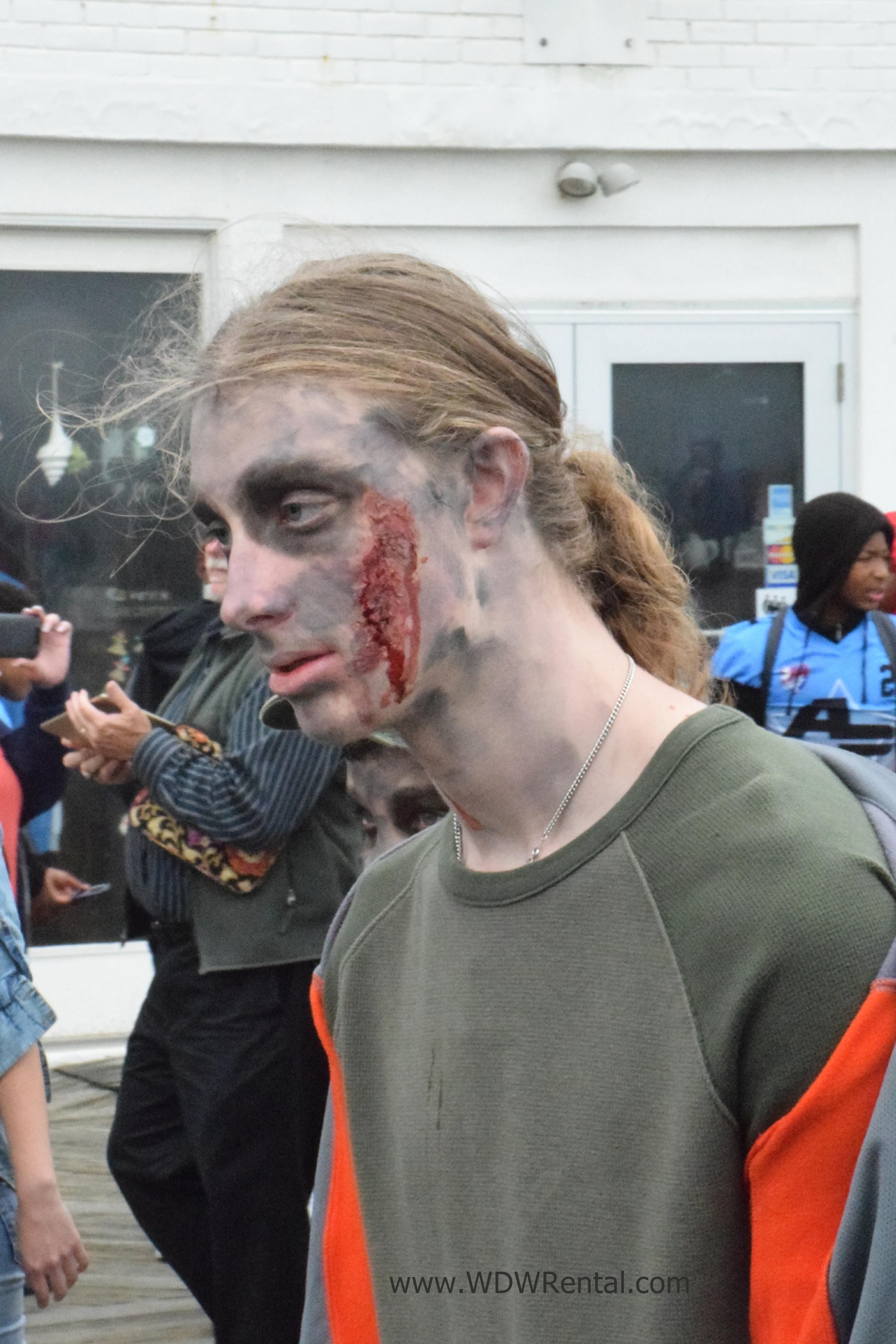 Asbury Park Zombie Walk 2016, Asbury Park Boardwalk