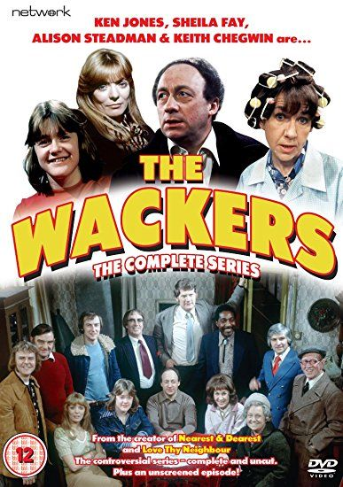 The Wackers The Complete Series Dvd Dvd Blu Ray Comedy