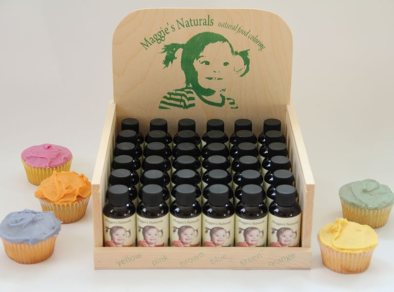 www.maggiesnaturals.com ~ all natural food coloring made from fruit ...