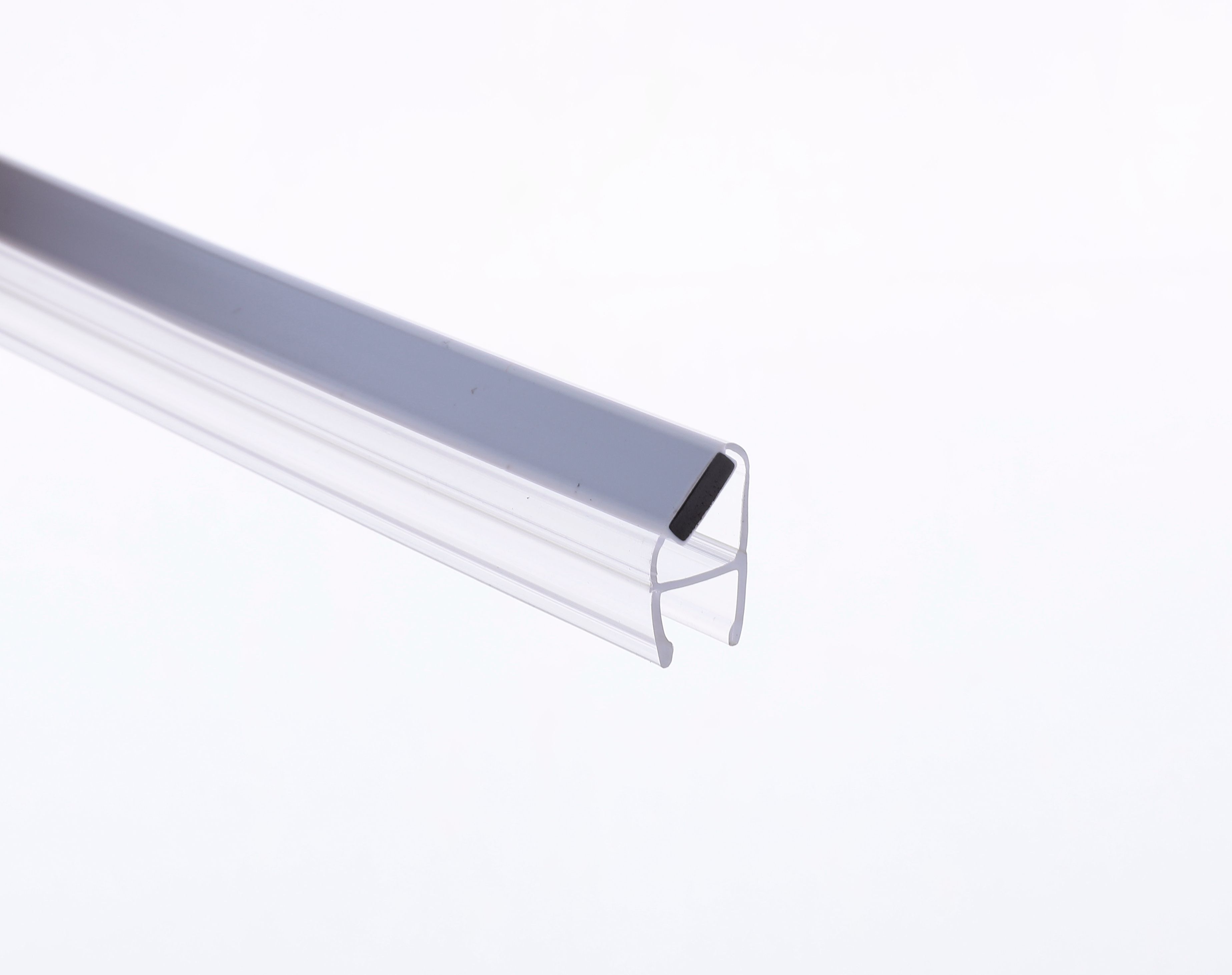 Magnetic Seal Strip For Sliding Glass Shower Door