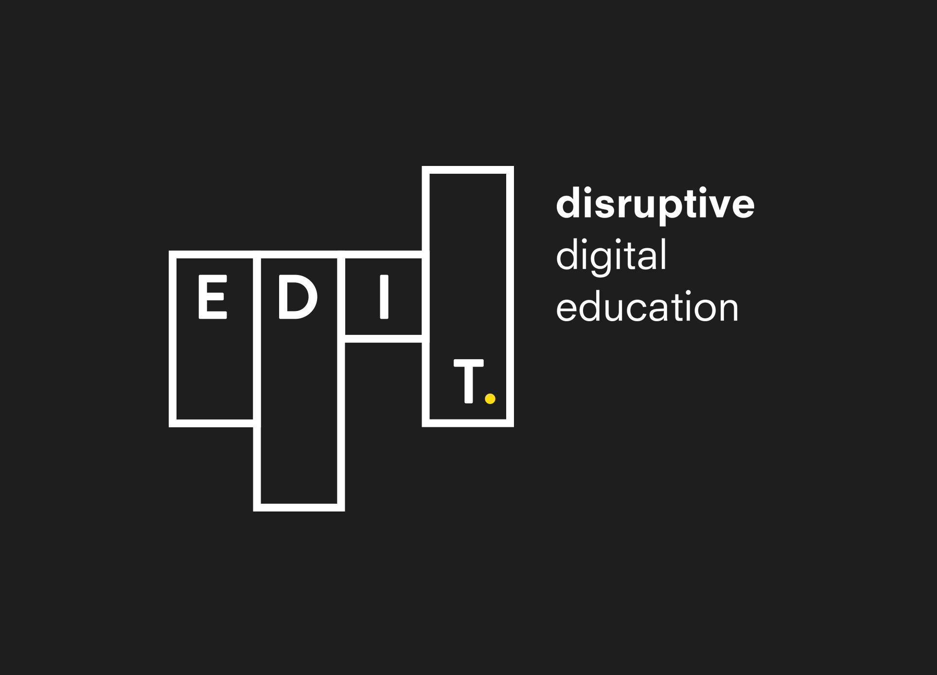 """다음 @Behance 프로젝트 확인: """"EDIT. Disruptive Digital Education"""" https://www.behance.net/gallery/28471929/EDIT-Disruptive-Digital-Education"""