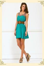Sierra Storm Dress #FrancescasCollections #ChenalShopping