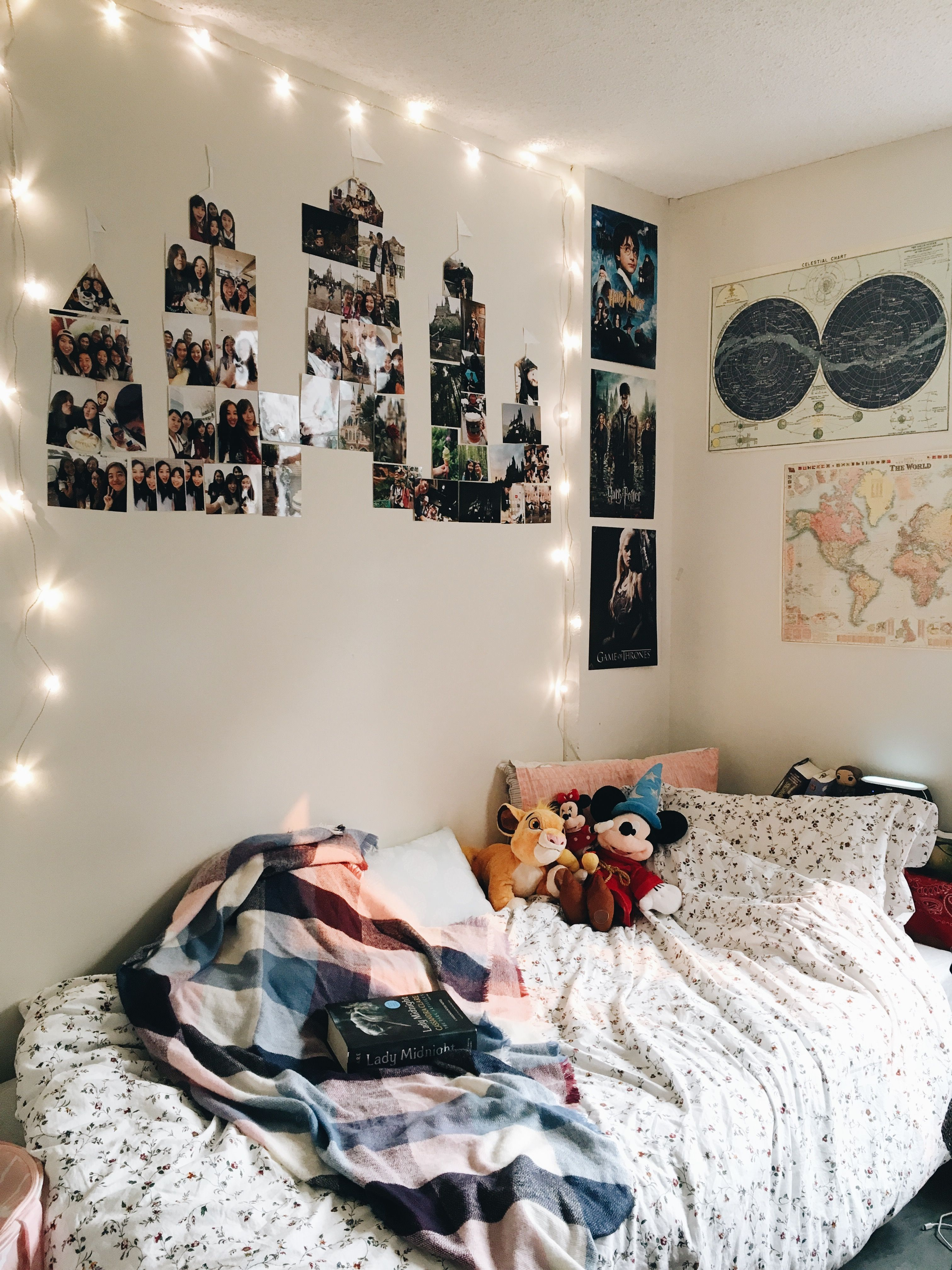 Dorm At Sfu 2017 Disney Dorm Room Decoration Decor