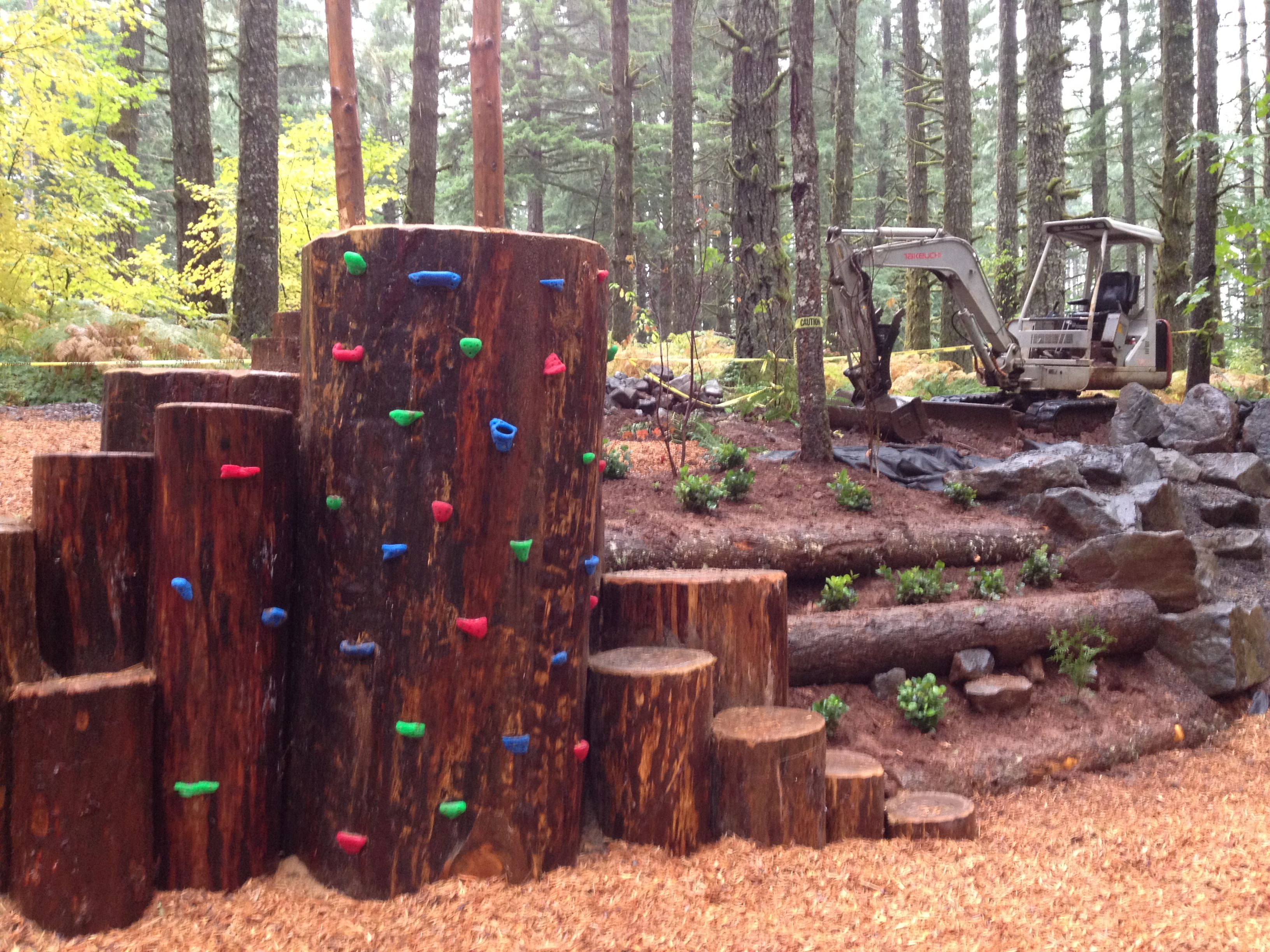 silver falls state park playground google search nature