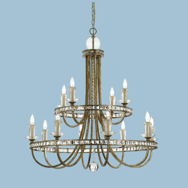 View The Af Lighting 8208 12h Candice Olson Aristocrat Two