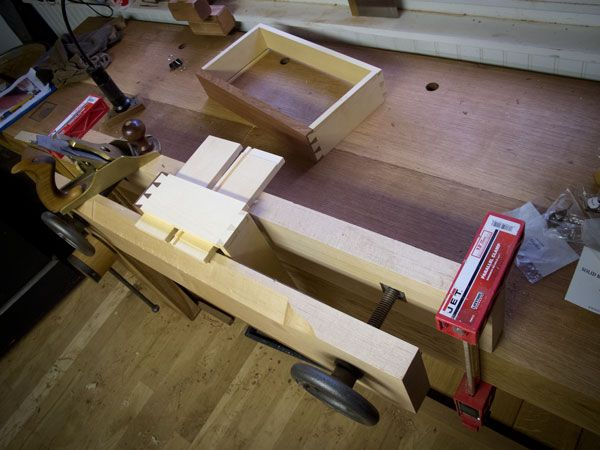 Questions About Moxon Vise Hardware Ww Vises Woodworking