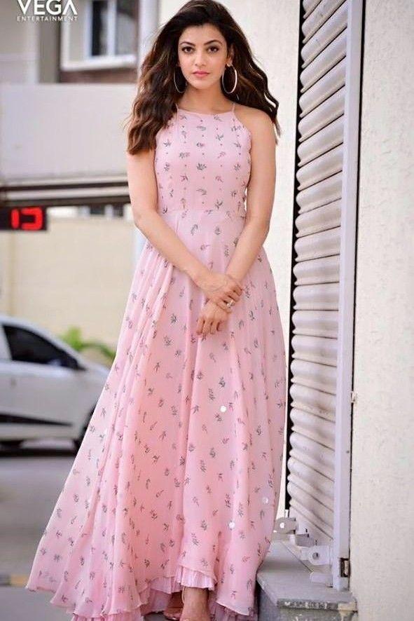 Kajal Aggarwal | Designer dresses indian, Indian designer