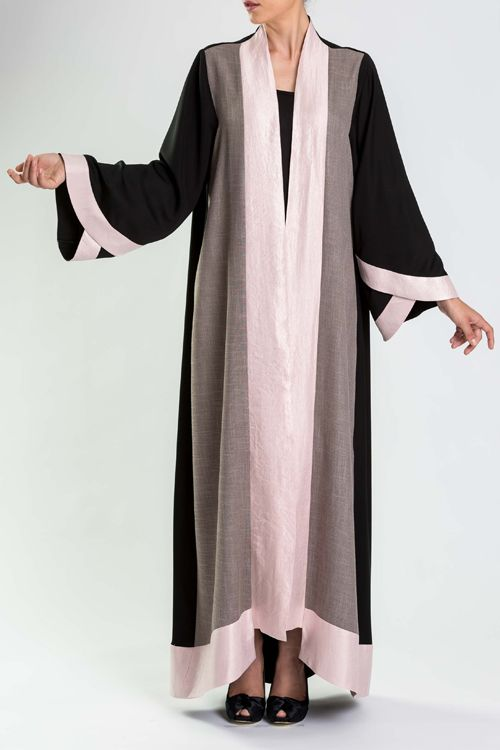 Abaya Designs And Ready To Wear Collections From Effa Dubai Uae Model Pakaian Model Pakaian Hijab Pakaian