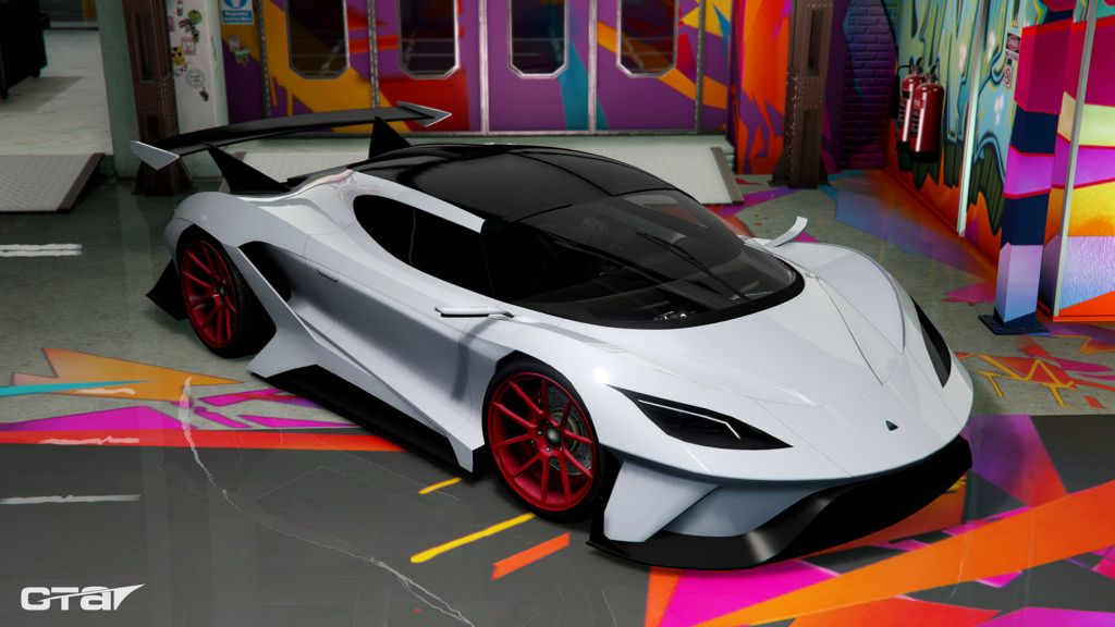 Exclusive Overflod Tyrant Based On The Apollo Arrow Matte Or Metallic Lime Green Anyone Gta Cars Super Cars Gta 5