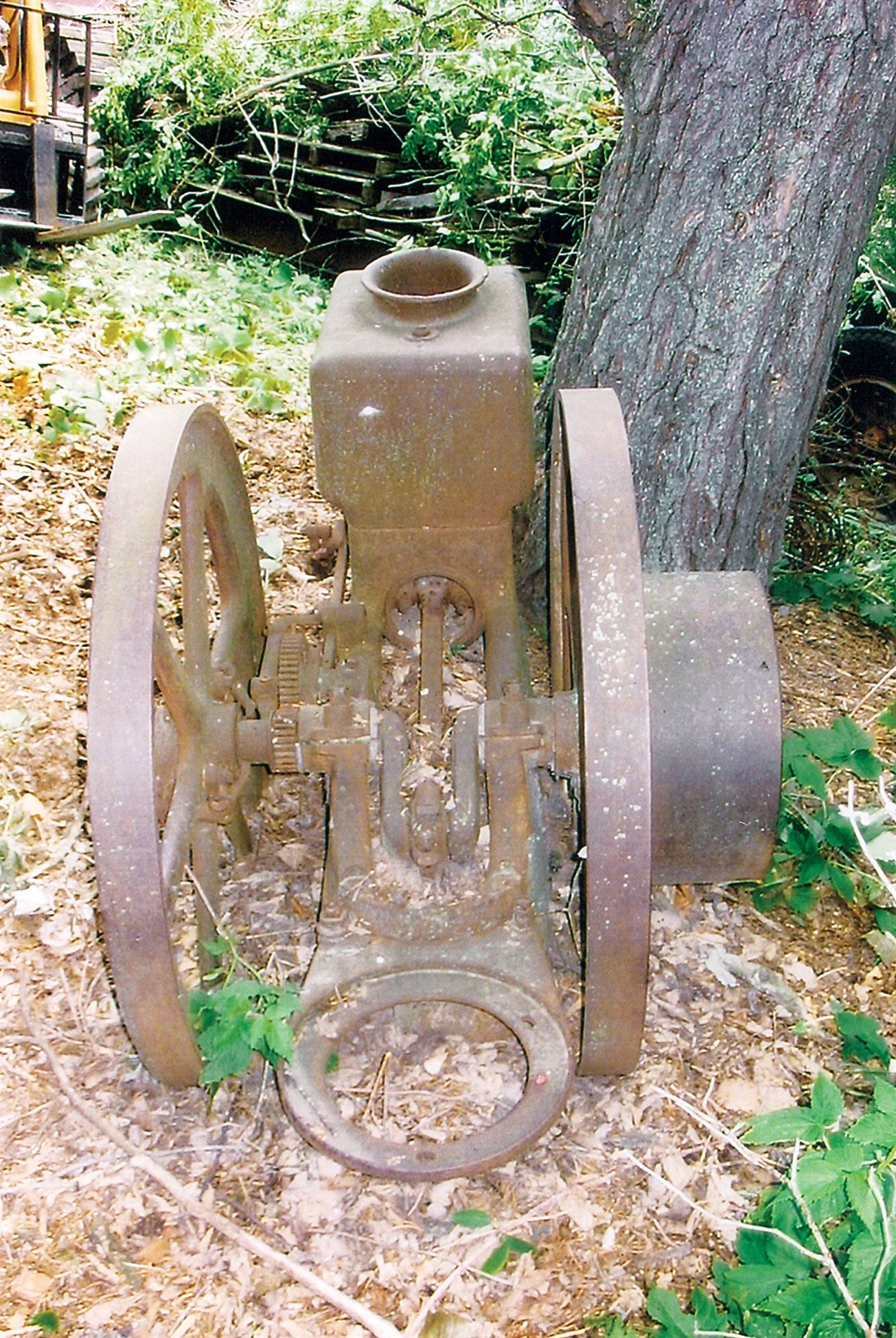 Accomplishing a Stubborn Galloway Engine Re-Build - Restoration - Gas  Engine Magazine