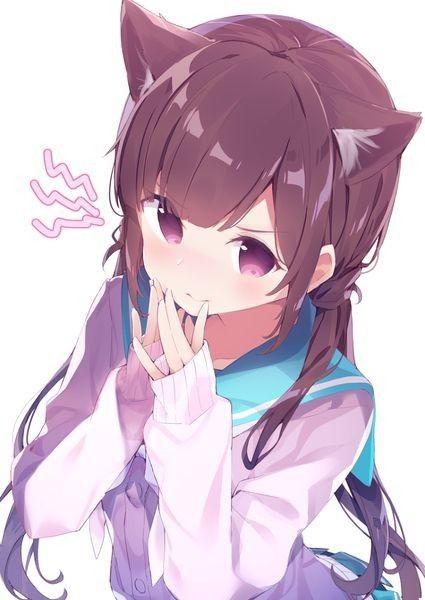 Kawai Girls Anime Girls Rysunki