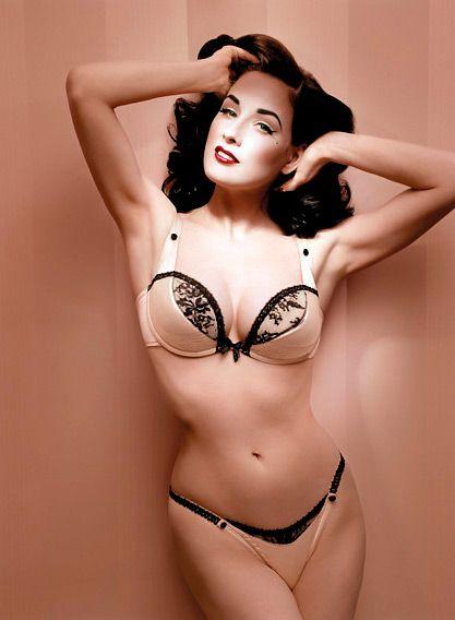Dita Von Teese lingerie ^RPL