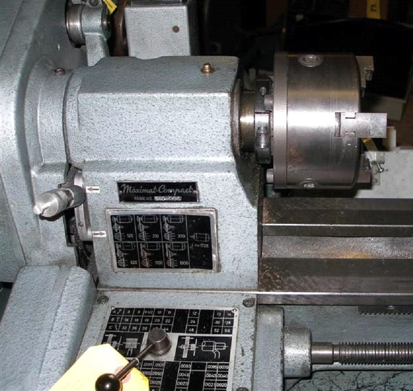 emco maximat standard mk 2 mk 3 lathe projects to try rh pinterest com Emco Maximat Mentor 10 Emco Maximat Super 11 Lathe