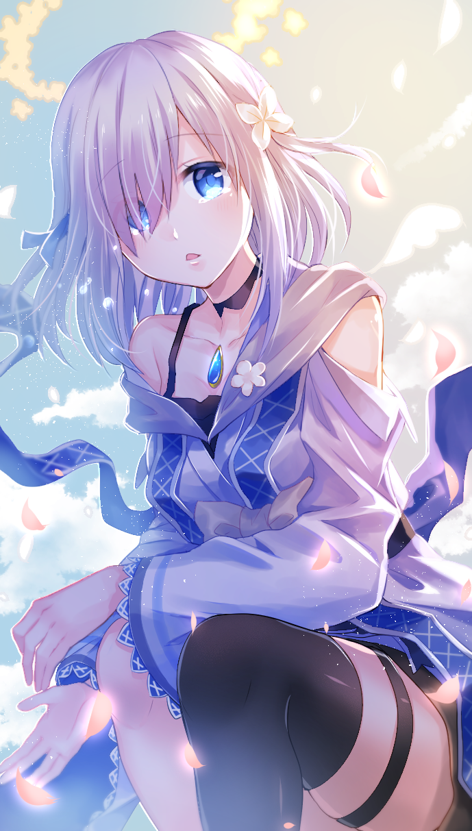 Isuzu Ren Puella Magi Madoka Magica Gadis Animasi Gambar Anime Gambar