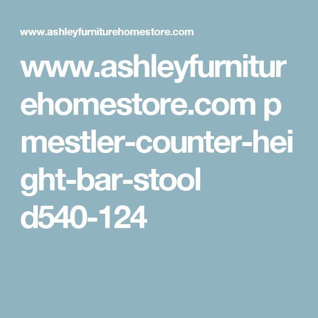 www.ashleyfurniturehomestore.com p mestler-counter-height-bar-stool d540-124