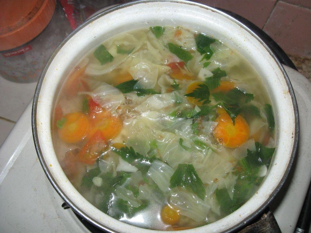 sayur sop vegetable pinterest dutch food and recipes