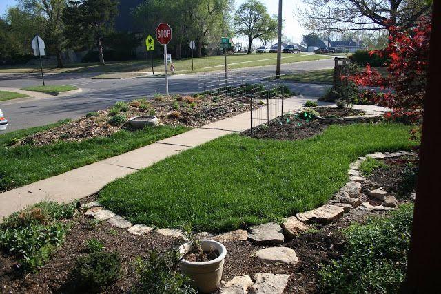 Field Stone Edging DIY - Modern Design in 2020 ...