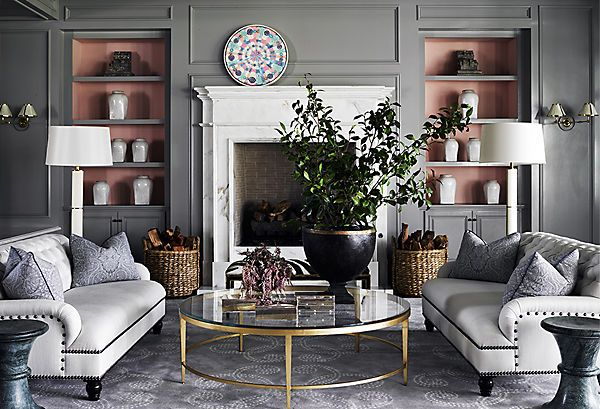 20 questions for jeffrey alan marks pink shelves and shell for Room design questions