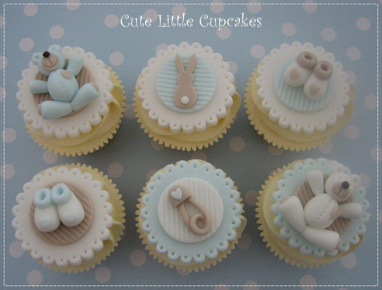 Baby Shower Cupcakes Baby Shower Pinterest Baby Shower