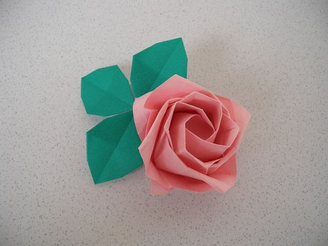 折り紙の 折り紙の花束 作り方 : jp.pinterest.com