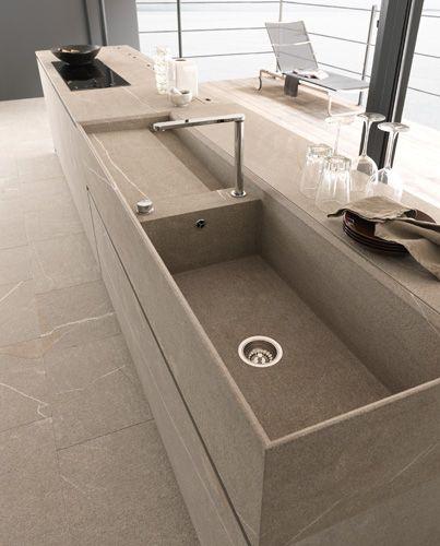 modulnova twenty kitchen design modern italian design designspacelondon - Italian Kitchen Design Sinks