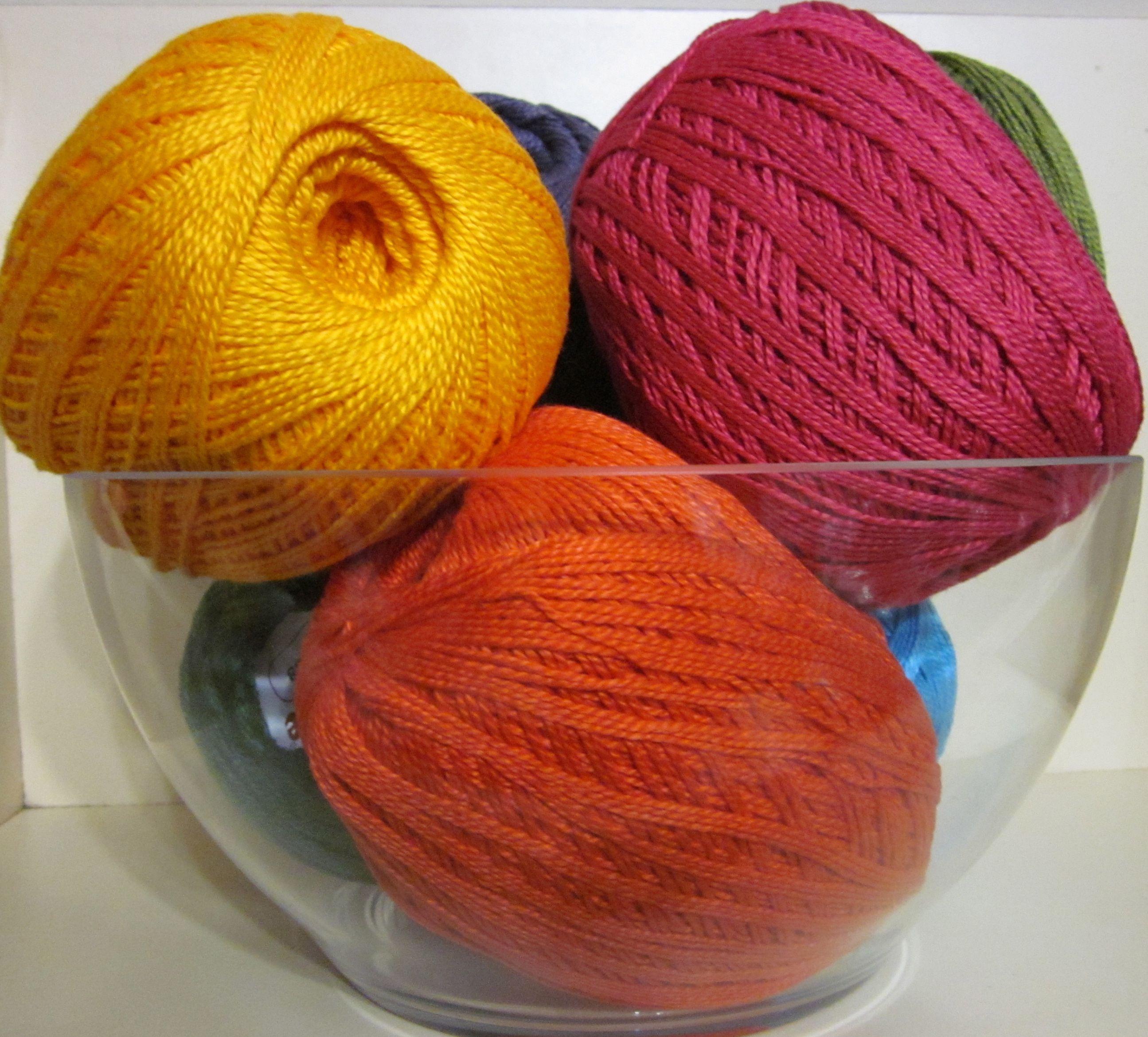 Sumptuous rich colours