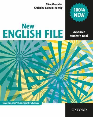 English File Advanced Pdf