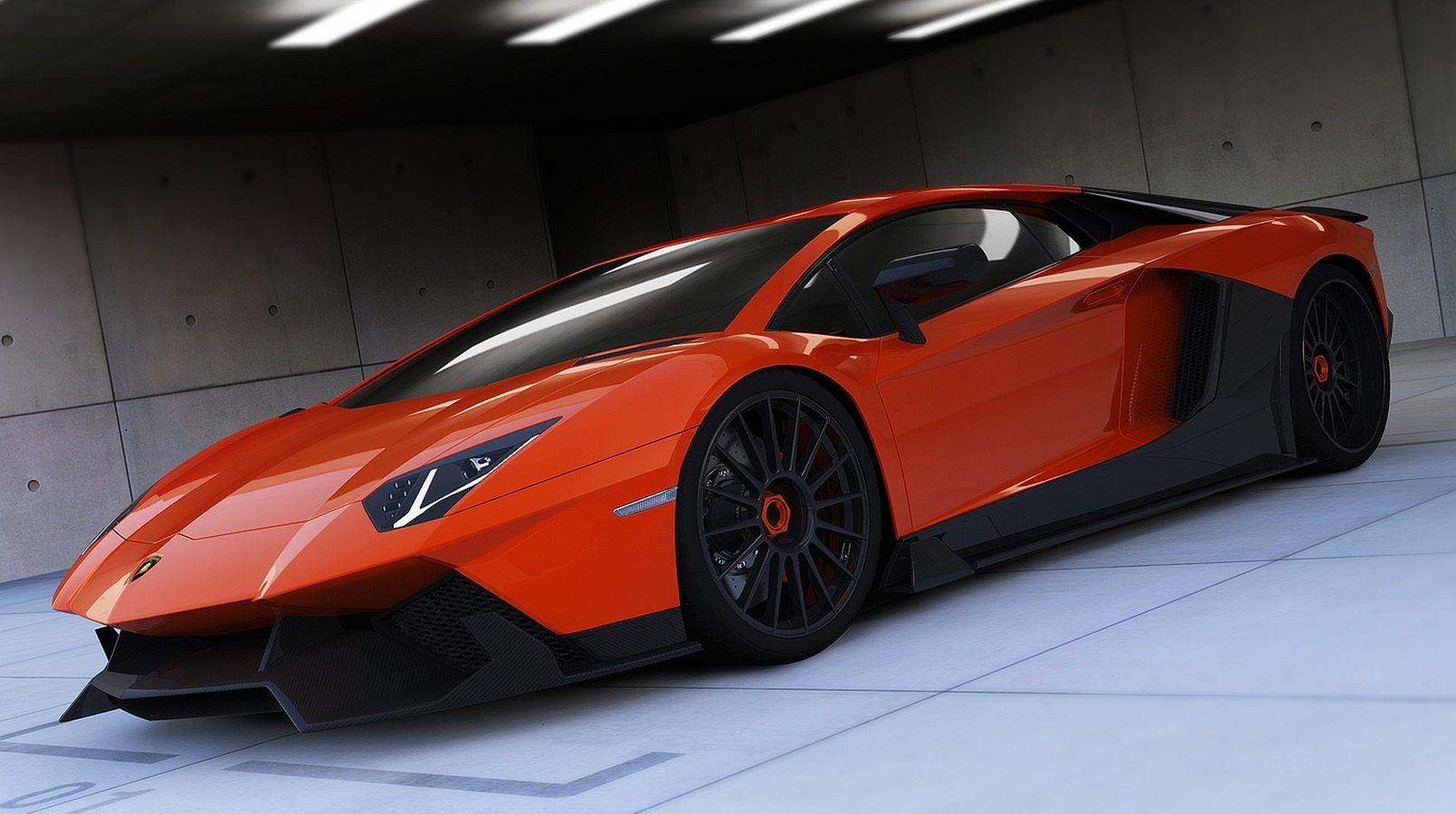 Lamborghini Aventador Dragon Edition Red | Lamborghini Car ...
